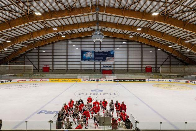 Bild für Kategorie Eishalle