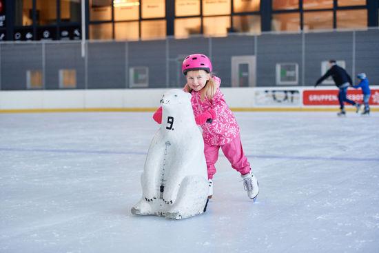 Bild von Gutschein Saisonabo Eiszentrum Luzern Kind